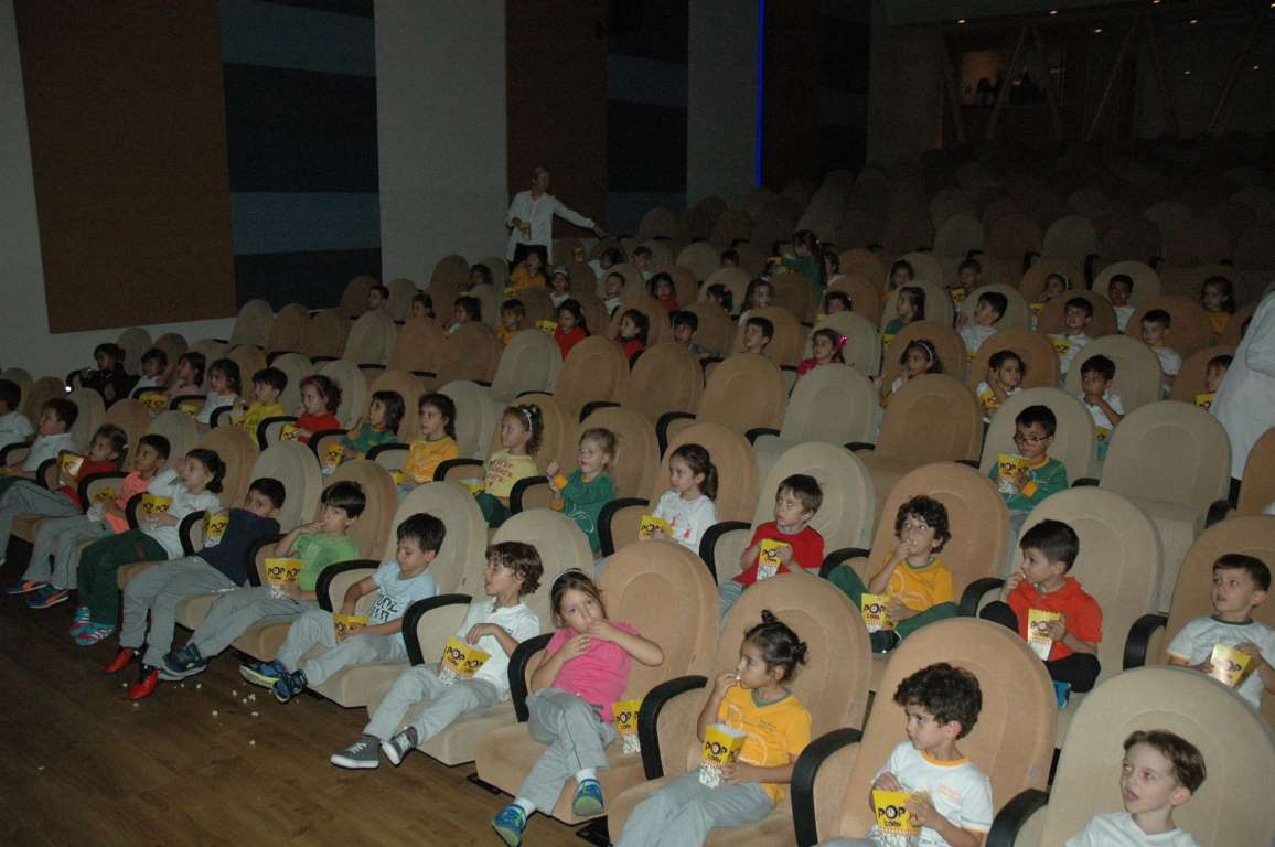 Our Cinema Day
