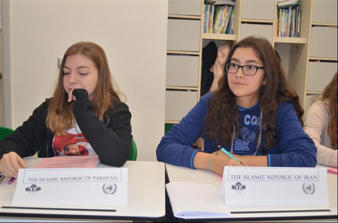 CUL MUN 2018 SECOND MEETING